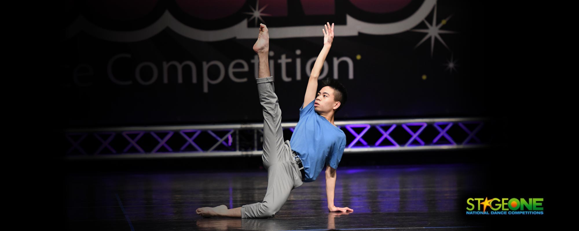 Stage One National Dance Competitions